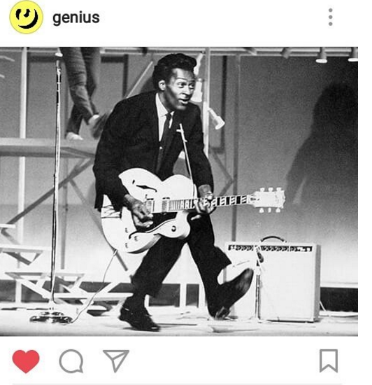 The #Artistry of #ChuckBerry