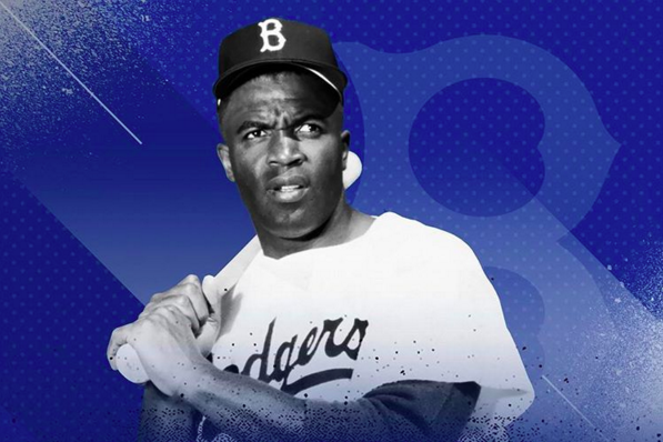 #JackieRobinson on Breaking the #ColorBarrier in Major League Sports