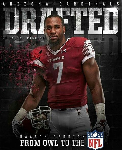 #TempleFootball Dominates at the #NFLDraft2017
