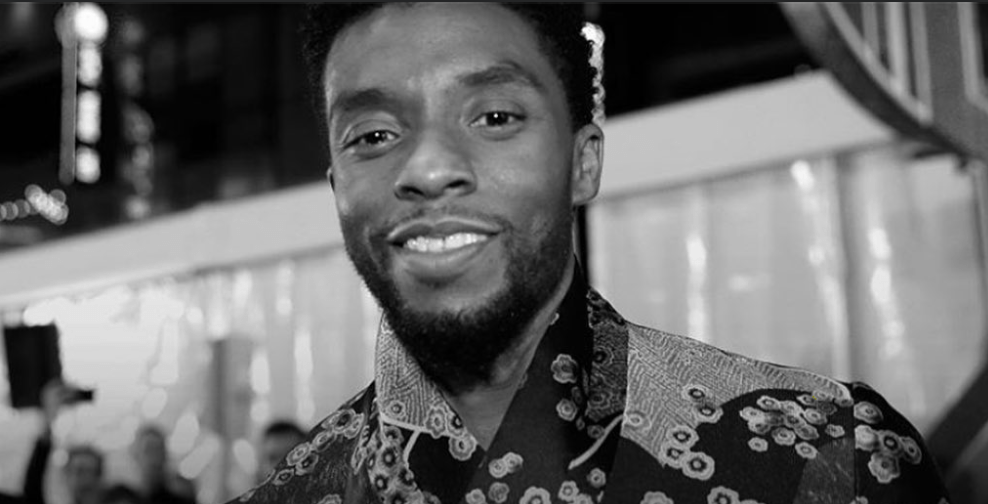 Chadwick Boseman via ABC News Instagram